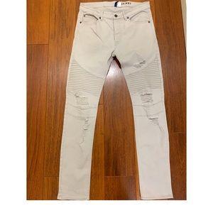 H&M Men's Skinny Fit Biker Jean